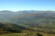 Photo of view from Wansfell Pike
